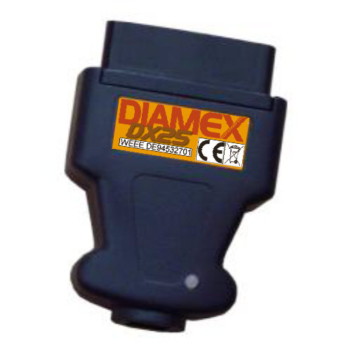 Diamex DX25 -adapteri